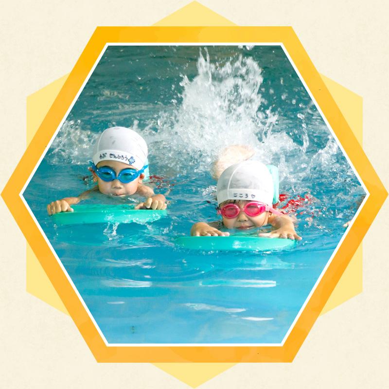 かしわスイミングスクール(温水プール)